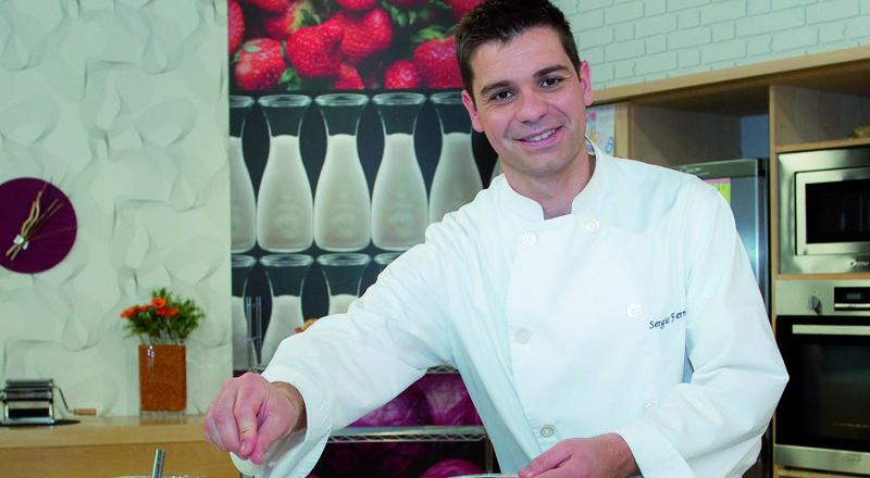 Sergio Fernandez Cocinero C Cocina   Sergio Fernandez Si Cambias La Fe Por El Exito Estas Vendiendo