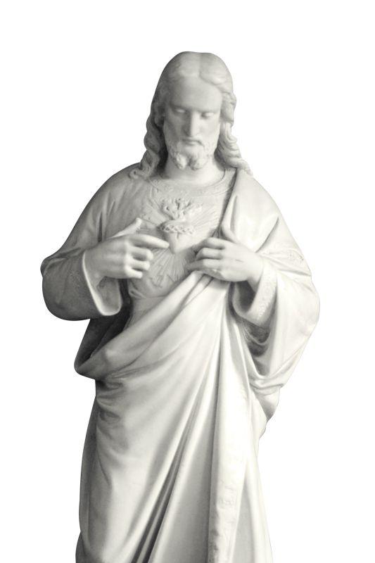 Estatua Sagrado Corazón de Jesús