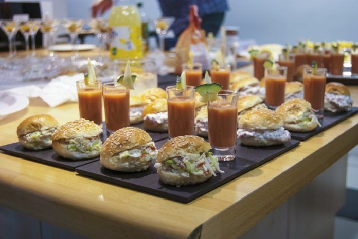 Catering Fundación Altius
