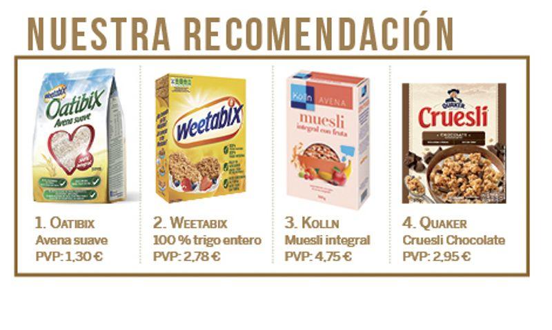 Bazar cereales integrales Revista Misión