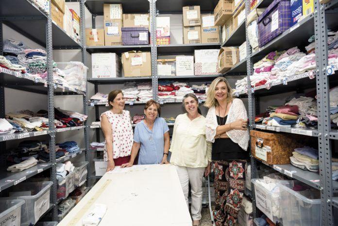 Voluntarias_red_madre_revista_misión