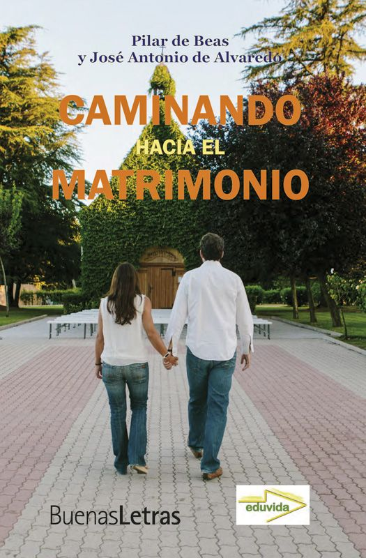 Caminando hacia el matrimonio_portada