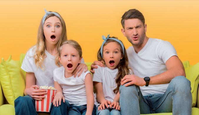 cineforum en familia
