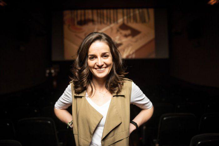 Lucía González-Barandiarán, Distribuidora de cine y creadora de bosco films
