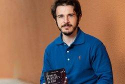 Escritor Javier Díaz Vega